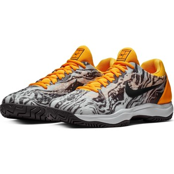 half off 6e058 1c1aa Chaussures Homme Baskets basses Nike AIR ZOOM CAGE 3 HC LASER ORANGE