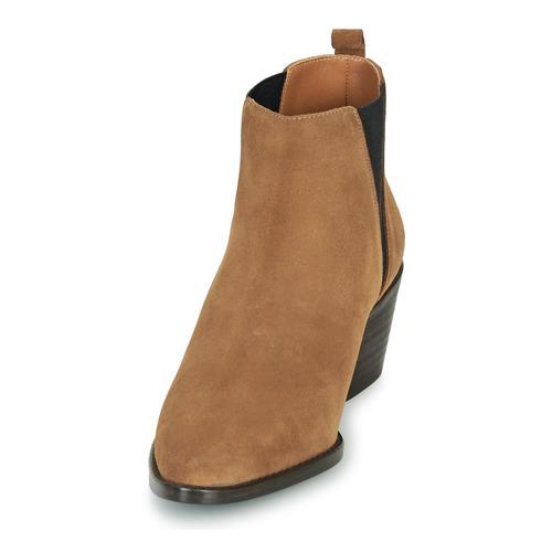 F7b6gy Boots Gabriela Femme Castaner Cognac DE9HI2