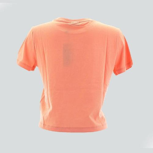 FILA WOMEN EARLY CROPPED TEE ROSE  Fila  t-shirts manches courtes  femme  rose
