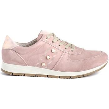 Chaussures Femme Baskets basses Imac 307081 Rose