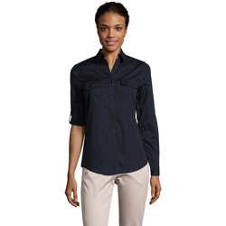Vêtements Femme Chemises / Chemisiers Sols BURMA MODERN STYLE Azul