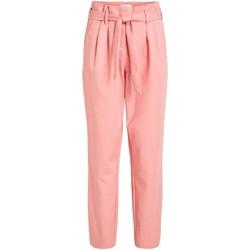 Vêtements Femme Pantalons fluides / Sarouels Vila VISOFINA HW 7/8 PANT Rose