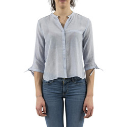 Vêtements Femme Chemises / Chemisiers Molly Bracken t888p19 bleu