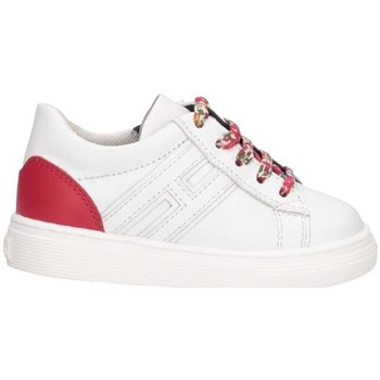Chaussures Enfant Baskets basses Hogan HXT3400K390FH50S10 Basket Enfant Blanc Blanc