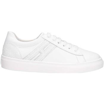Chaussures Enfant Baskets basses Hogan HXC3400K390KJC0351 blanc