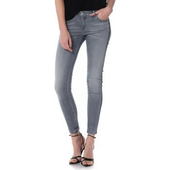 Femme Vêtements Slim Gris Jeans Nine Satin Kaporal OZTkuXwPi