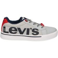 Chaussures Enfant Baskets basses Levi's VFUT0030T FUTURE Blanco