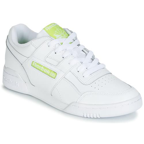 Reebok Workout Plus MU chaussures blanc