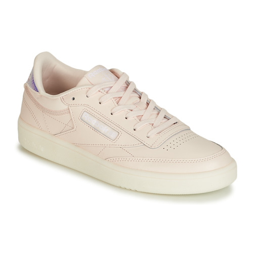 Chaussures Femme Baskets basses Reebok Classic CLUB C 85 Rose / nude