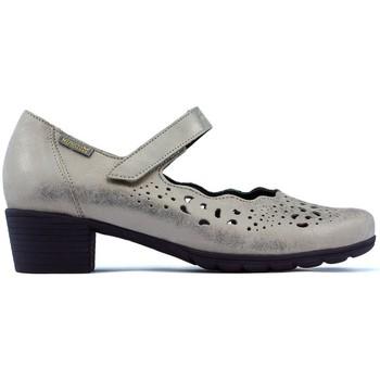 Chaussures Femme Ballerines / babies Mephisto CHAUSSURES  IVORA 3764 GRIS