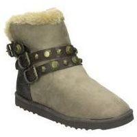 Chaussures Femme Bottes de neige Wrangler WL182670-29 Marron