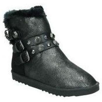 Chaussures Femme Bottes de neige Wrangler Bottes  wl182670-11 mode jeune noir Noir