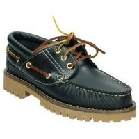 Chaussures Femme Mocassins Molina 20400 bleu