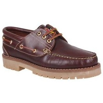 Chaussures Homme Mocassins Molina 20400 Marron