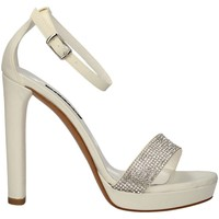 Chaussures Femme Sandales et Nu-pieds Albano 2132 blanc