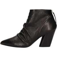 Chaussures Femme Low boots Halmanera ROSE12 Noir