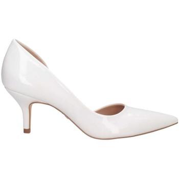 Chaussures Femme Escarpins Steve Madden SMSCAMELOT-WHT blanc