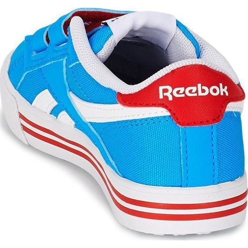Sport Royal Bleu Basses Comp Chaussures Fille Baskets Strappi Reebok Azzurre EIW2DYH9
