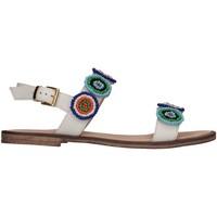 Chaussures Fille Sandales et Nu-pieds Florens Z975237B BIANCO blanc