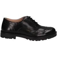 Chaussures Enfant Derbies Florens Z8220V PELLE NERO Noir