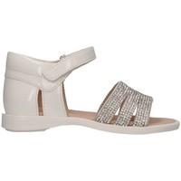 Chaussures Fille Sandales et Nu-pieds Florens W808112B BIANCO blanc
