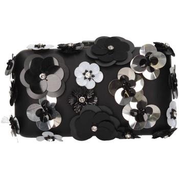 Sacs Femme Pochettes / Sacoches Valentino VBS2LT01 NERO Pochette Femme Noir Noir