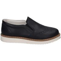 Chaussures Enfant Slip ons Florens V411252S PELLE BLU bleu