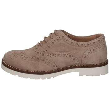 Chaussures Enfant Derbies Florens V2114 CAMOSCIO TUFO beige