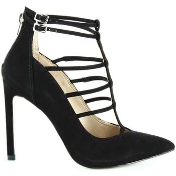 Chaussures Femme Sandales et Nu-pieds Steve Madden SMSPRAZED-BLK Noir