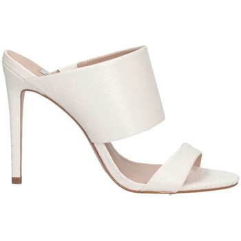 Chaussures Femme Sandales et Nu-pieds Steve Madden SMSMALLORY-WHTSNK blanc