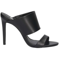 Chaussures Femme Sandales et Nu-pieds Steve Madden SMSMALLORY-BLKL Noir