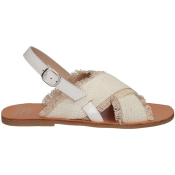 Sandales enfant Manuela De Juan S2539 ANYA WHITE