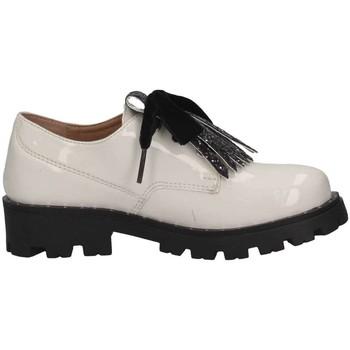 Chaussures Enfant Derbies Unisa PERAL VER OFF WHITE Blanc