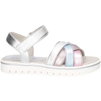 Chaussures Femme Sandales et Nu-pieds Unisa OSON LMT MULTI SILVE Multicolore