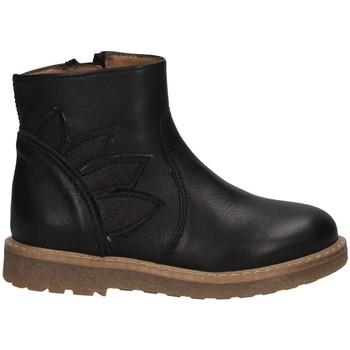 Chaussures Enfant Bottes ville Unisa NICE SUA BLACK Noir