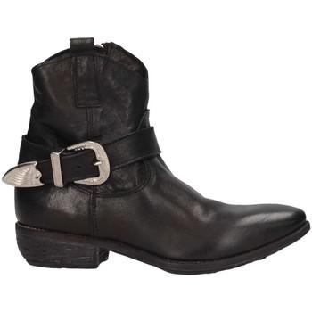 Chaussures Femme Bottes ville Le Pure LP12 BETTY Noir