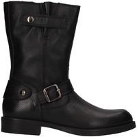 Chaussures Enfant Bottes ville Unisa GATUS CEV BLACK Noir