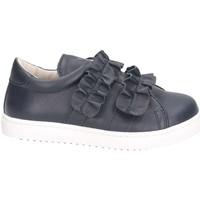 Chaussures Fille Baskets basses Il Gufo G955 BLU bleu