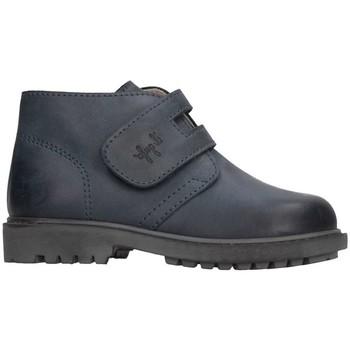 Il Gufo Enfant Boots   G442 Blu Ankle ...