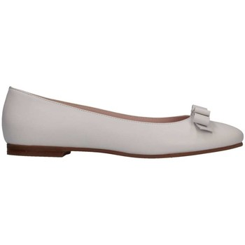 Chaussures Fille Ballerines / babies Il Gufo G353 BIANCO Blanc