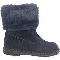 Chaussures Enfant Bottes de neige Il Gufo G306 BLU bleu