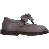 Chaussures Fille Ballerines / babies Il Gufo G202 GRIGIO Gris