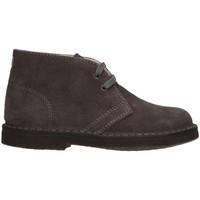 Chaussures Enfant Boots Il Gufo G121 GRIGIO Gris