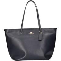 Sacs Femme Cabas / Sacs shopping Coach F34103 IMMD bleu