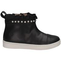 Chaussures Enfant Bottes ville Florens E587813V NERO Noir