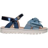 Chaussures Fille Sandales et Nu-pieds Florens E2909 AZZURRO bleu