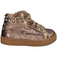 Chaussures Fille Baskets montantes Florens E155624E MIRRA bronze