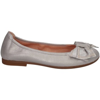 Chaussures Fille Ballerines / babies Unisa CORTY_MTS SILVER Argent