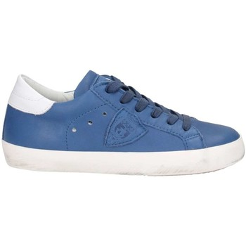 Chaussures Enfant Baskets basses Philippe Model CLL0-V05 A-B-C bleu