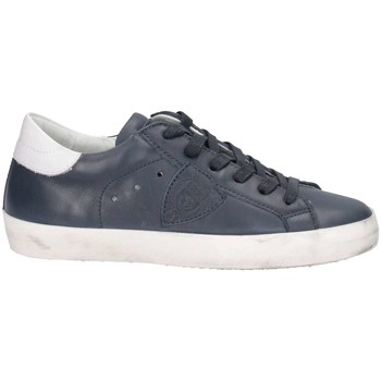 Chaussures Enfant Baskets basses Philippe Model CLL0-V04 A-B-C bleu